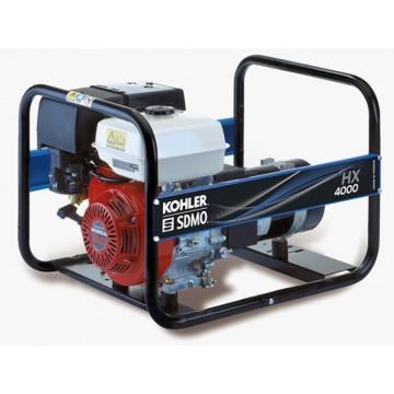 Бензиновый генератор SDMO HXC 4000-С