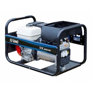 Сварочный бензиновый генераторSDMO VXC 200/4 C5