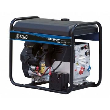Сварочный бензиновый генератор SDMO WELDARC 300 TE XL C