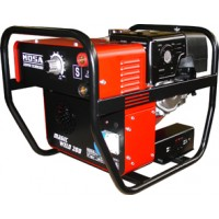 Сварочная бензиновая электростанция CHOPPER 200 AC