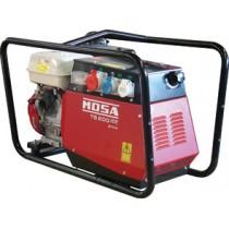 Сварочная бензиновая электростанция MOSA TS 200 BS/CF