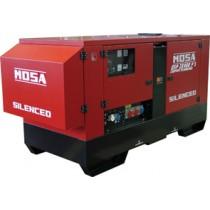Сварочная дизельная электростанция MOSA DSP 2x400 PS