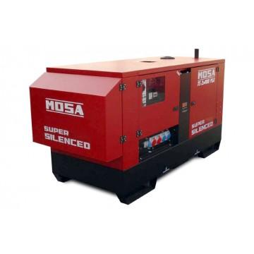Сварочная дизельная электростанция MOSA TS 2x400_PSX-BC
