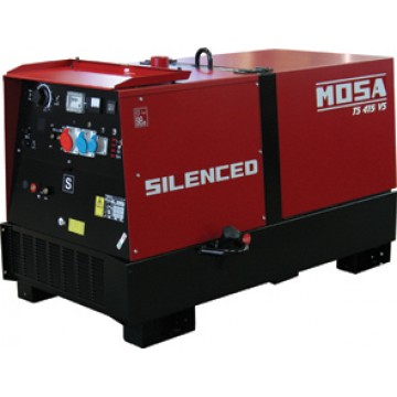 Сварочная дизельная электростанция MOSA TS 415 VSX-BC