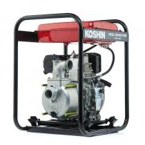 Мотопомпа дизельная Koshin STY 50D