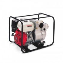 Мотопомпа бензинова Honda для сильнозагрязненных жидкостей WT 40
