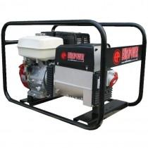 Генератор бензиновый EUROPOWER EP 5000 T 3X230V для ж/д