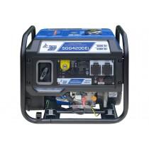 Бензогенератор инверторный SGG 4200Ei с блоком АВР