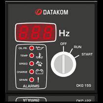 DKG-155 Ручной запуск генератора Datakom