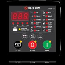 DKG-215 Ручной и удаленный запуск генератора Datakom