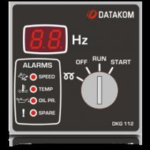 DKG-112 Ручной запуск генератора (24V energize to start) Datakom