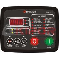 DKG-227 Ручной и удаленный запуск генератора Datakom