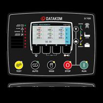 Контроллер синхронизации генераторов (RS-485, Ethernet) Datakom D-700 TFT-SYNC