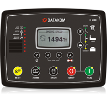 Контроллер для генератора (RS-485, Ethernet) Datakom D-700 AMF