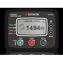 Контроллер для генератора (GSM, MPU, подогрев дисплея) Datakom D-200