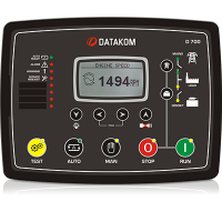 Синхронизация генераторов (RS-485, Ethernet,RS-232, CAN) Datakom D-700 SYNC