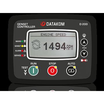 Контроллер для генератора (MPU, подогрев дисплея) Datakom D-200