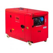 FUBAG Электростанция дизельная DS 6500 AC ES (однофазная, кожух)