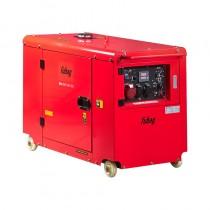 FUBAG Электростанция дизельная DS 8000 DAC ES (трехфазная, кожух)