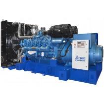Высоковольтный дизельный генератор ТСС АД-600С-Т10500-1РМ9