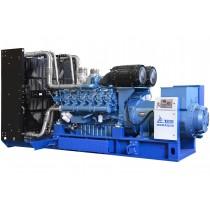 Высоковольтный дизельный генератор ТСС АД-1000С-Т10500-1РМ9