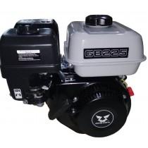 Двигатель бензиновый Zongshen GB 225 (d-19,05 mm)