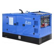 Двухпостовой дизельный сварочный генератор TSS DUAL DGW 28/600EDS-A