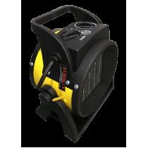 Тепловая электрическая пушка ТЭПК-EU-2000K (керам.нагревательный элемент,круглая) Eurolux