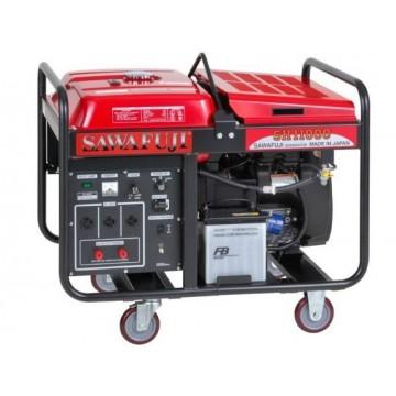 Бензиновый генератор Elemax SH11000-R
