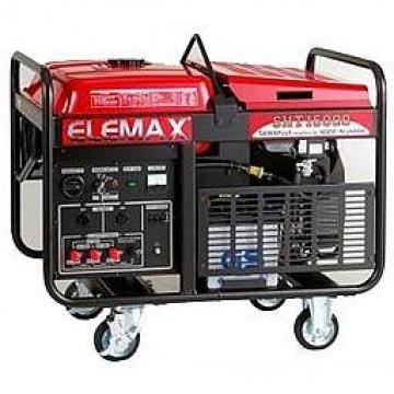 Бензиновый генератор Elemax SHT15000-R