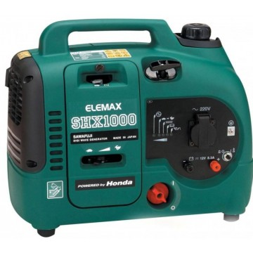 Инверторный бензогенератор Elemax SHX1000-R