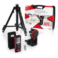 Дальномер лазерный Leica DISTO D510 со штативом и адаптером (комплект)