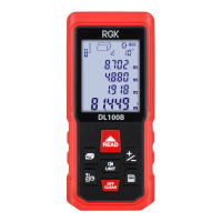 Дальномер лазерный RGK DL100B