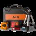 Нивелир лазерный RGK PR-3D в кейсе