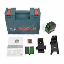 Лазерный нивелир Bosch GCL 2-15G + RM1 + BM3 + кейс (0.601.066.J00)
