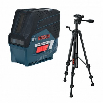 Лазерный уровень Bosch GCL 2-50 C+RM2+BT150 (AA) L-Boxx ready (0.601.066.G02)