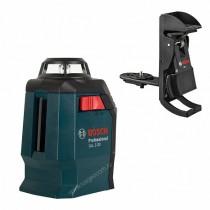 Лазерный нивелир Bosch GLL 2-20 + BM-3 + Кейс (0.601.063.J00)
