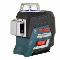 Лазерный уровень Bosch GLL 3-80 C + вкладка под L-BOXX (0.601.063.R00)