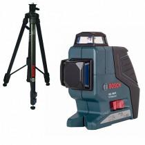 Лазерный уровень Bosch GLL 3-80P + BT150 (0.601.063.306)