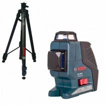 Лазерный уровень Bosch GLL 2-80 P Professional + BT 150 (0.601.063.205)