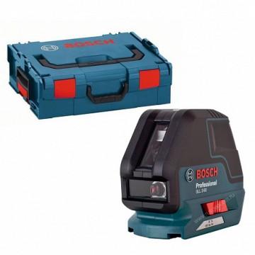 Лазерный уровень Bosch GLL 3-50 Professional + L-BOXX (0.601.063.801)