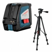 Лазерный нивелир Bosch GLL 2-50 Professional + BT 150 (0.601.063.105)