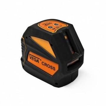 Лазерный нивелир Vega CROSS