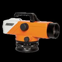 Комплект: оптический нивелир RGK N-55+штатив+рейка+поверка