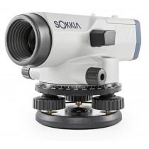 Комплект: Оптический нивелир Sokkia B40A-35+штатив+рейка+поверка