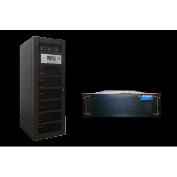 Источник бесперебойного питания Inelt Monolith XM 120 frame w/STS and control panel