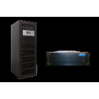 Источник бесперебойного питания Inelt Monolith XM 200 frame w/STS and control panel