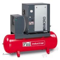 Компрессор винтовой стационарный электрический - FINI MICRO 4-200-ES (IE3)