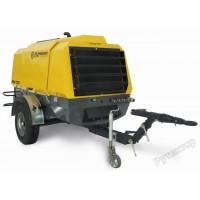 Передвижной дизельный винтовой компрессор ET RM 170J