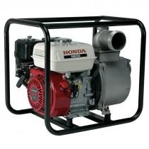 Мотопомпа бензинова Honda для среднезагрязненных жидкостей WB30XT